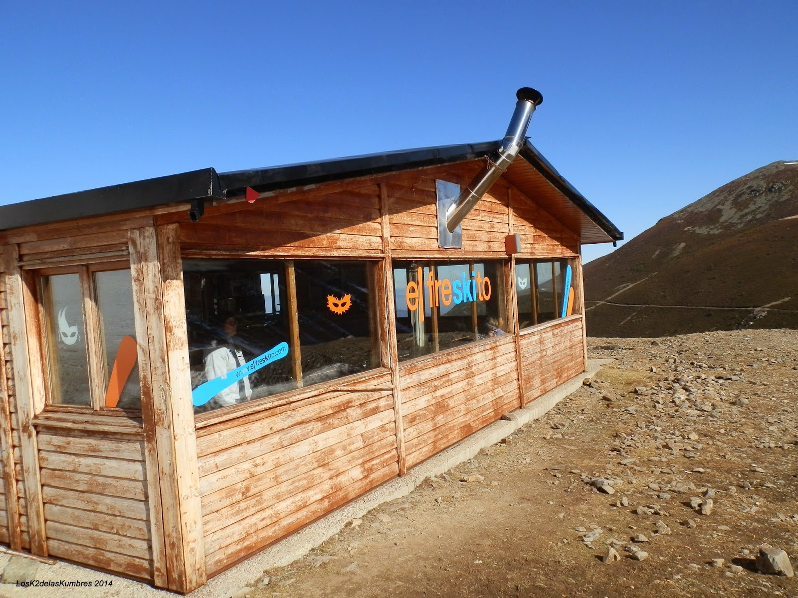 Esqui Valdezcaray