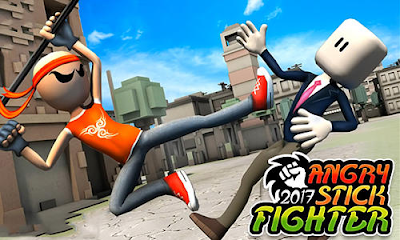 Download Angry Stick Fighter 2017 Apk