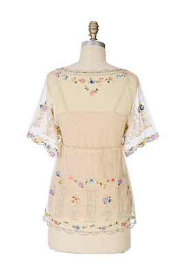 Anthropologie Passing-Through Blouse