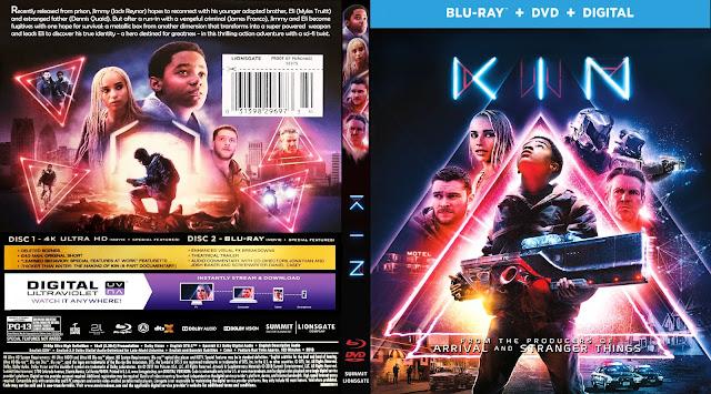 Kin Bluray Cover