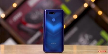 Huawei Honor View 20 | A new camera setup