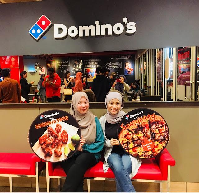 SOS SAMYEANG DOMINO'S PIZZA