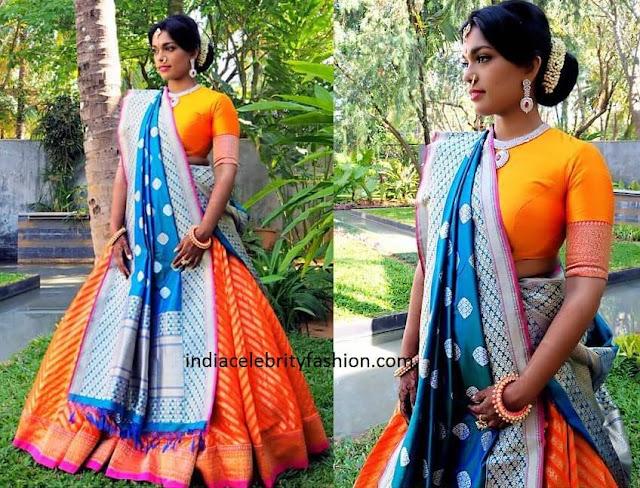 Chiranjeevi Daughter Sreeja Haldi Ceremony Photo