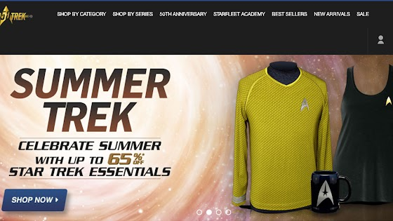 Star Trek Official Merchandise