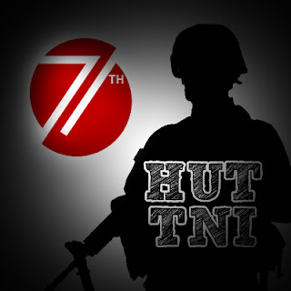 Gambar HUT TNI 2016 Ke-71 Tahun