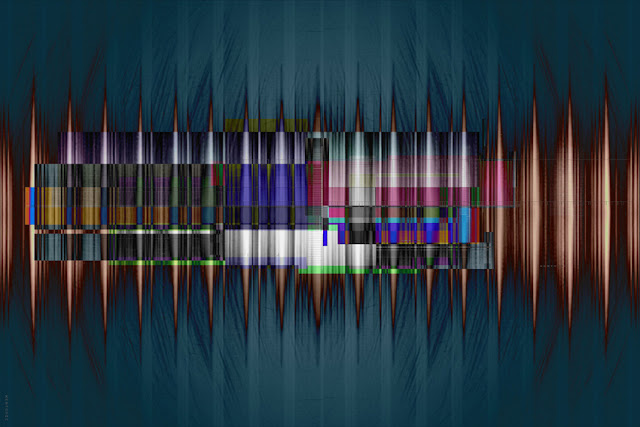 © 2017 All Rights Reserved. Radio Active Energy by Jim Keaton- Structured Art