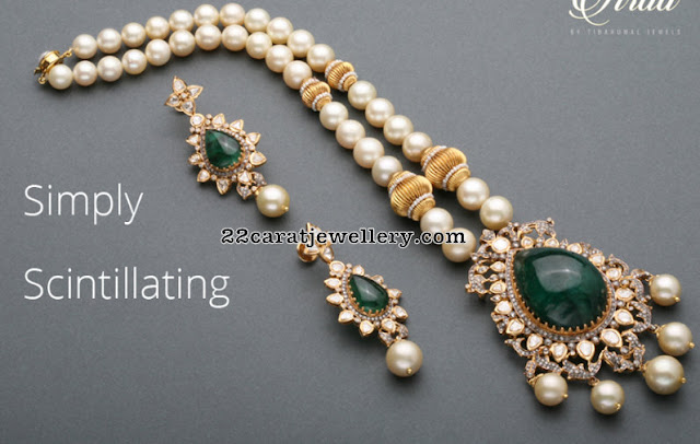 Handcrafted Precious Kundan Necklace