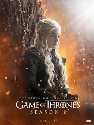 Poster Game of Thrones Season 8 Full Episode