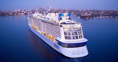 Ovation of The Seas cruise