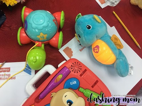 PlayLab, learning revolutionized with Fisher-Price