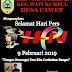 Iklan HPN 2019, Kepala Desa Cawet Kecamatan Watukumpul