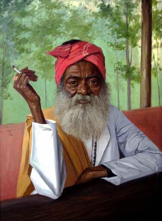 Сторонник реалистических традиций. Elmar Mageram