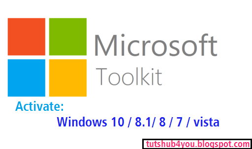 Microsoft toolkit activator for windows ccuart Choice Image