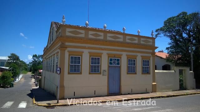 Museu Casa Costa e Silva, Taquari, RS