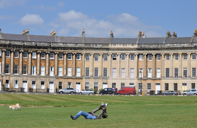 Royal Crescent, Bath, Inglaterra
