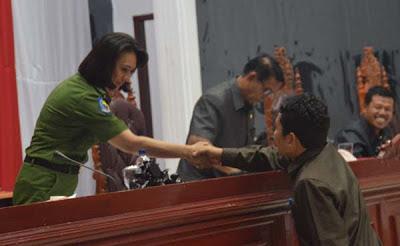 Manalip : Jika Terbukti, Pejabat Tukang Ngintip Akan Diberikan Sanksi