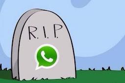 2 tahun lagi Whatsapp akan ditutup, ada apa ya?