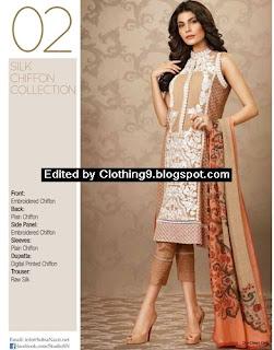 Sobia Nazir Eid Silk Dresses