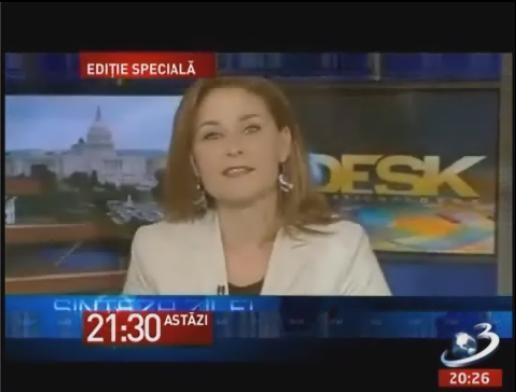 Linking to Hala Gorani: HALA ON ANTENA 3 TV