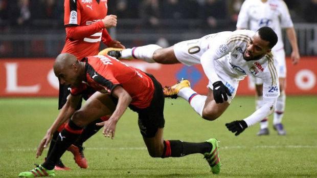 Vidéo de Rennes-Lyon (2-2)