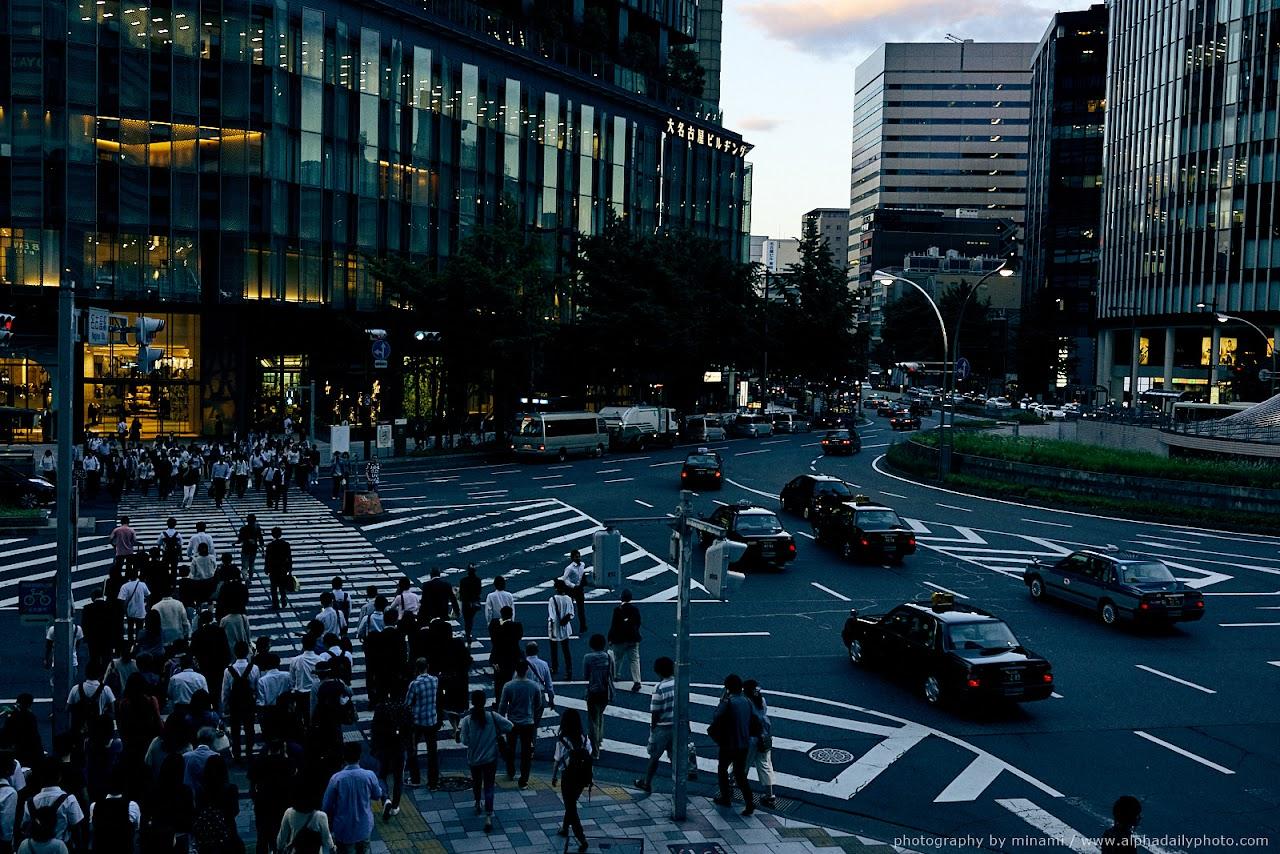 Snapshot of Nagoya, Aichi, Japan