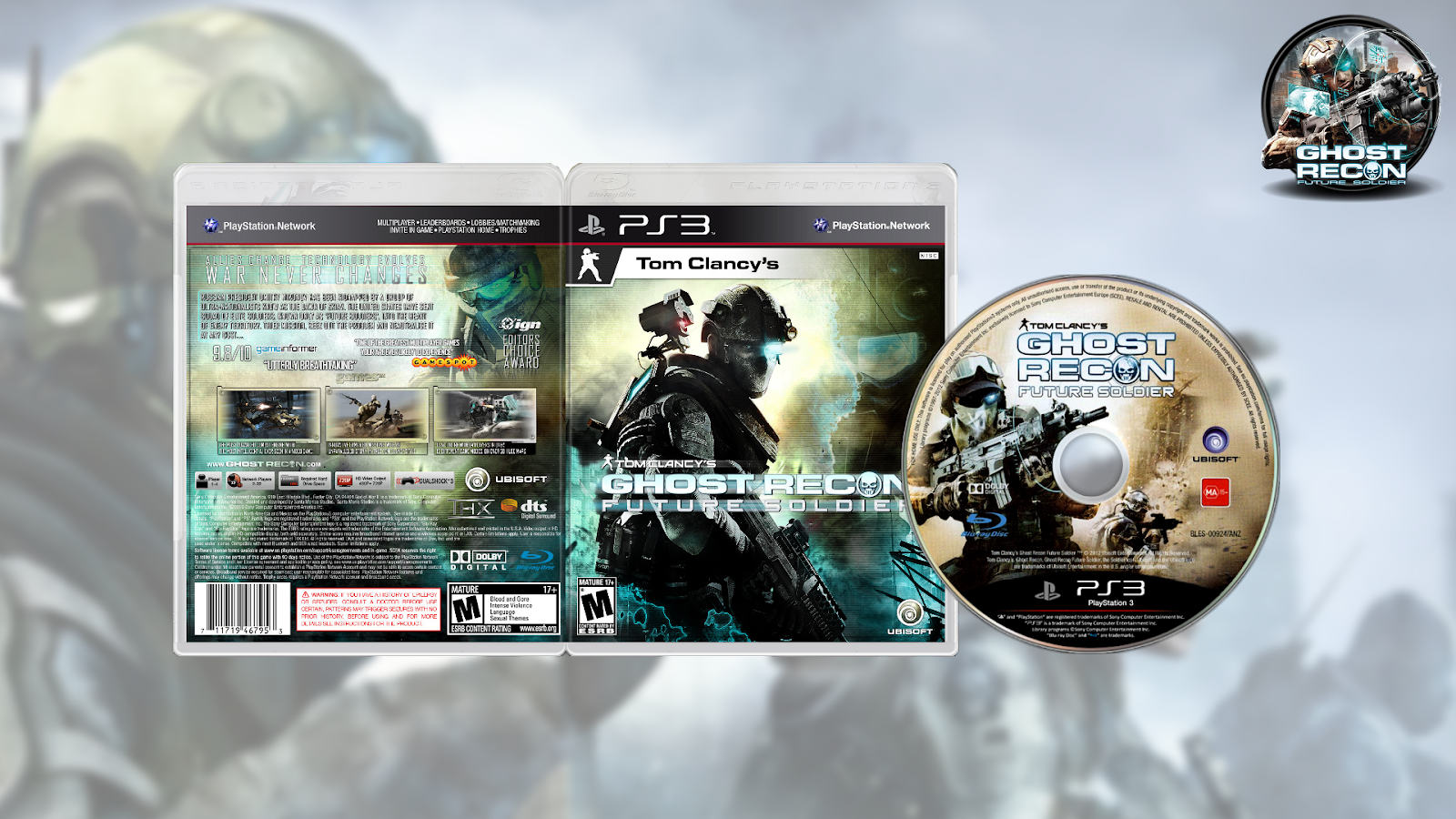 ghost recon future soldier torrent download