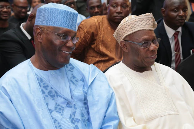 APC Headquarters Cries Out: Obasanjo Trying To Help Atiku Secure A VISA To America