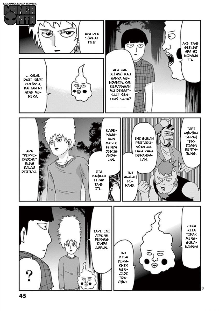 Mob Psycho 100 Chapter 37-3