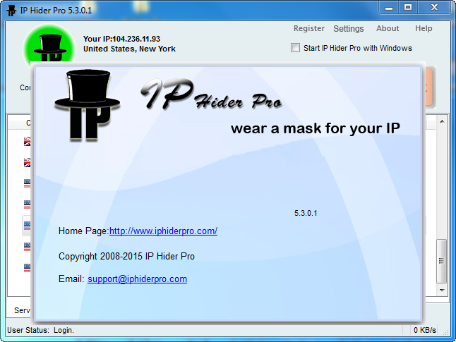 Get IP Hider Pro Full Download
