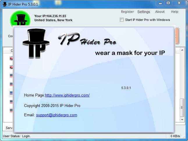 Get IP Hider Pro Full Download