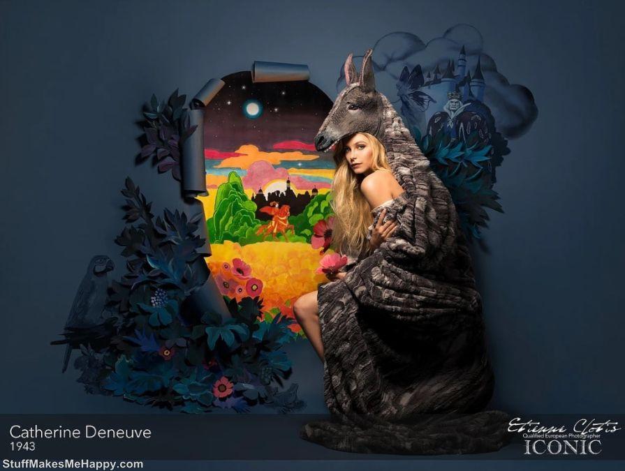15. Catherine Deneuve