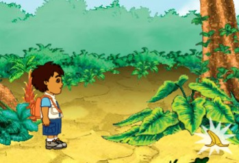 Go Diego Go Rainforest Adventure