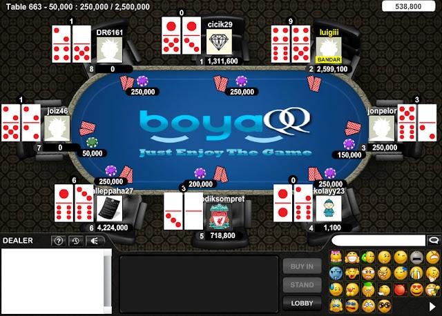 Demam Poker Yang Masuk Ke Dunia Internet