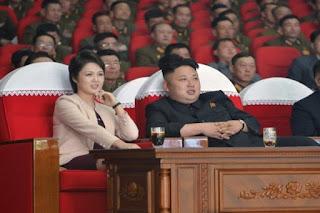 Ri Sol-ju, Istri Kim Jong-un