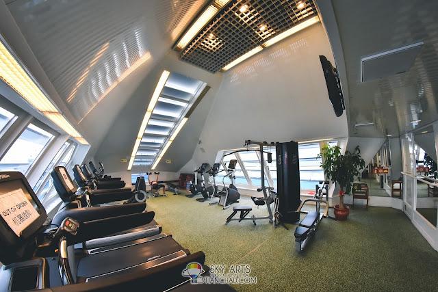 Star Cruises Superstar Libra 丽星邮轮 天秤号 3D2N 槟城 普吉岛 Penang Phuket starcruises libra Gym Room