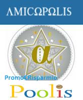 Logo AmicoPolis : il Social che ti fa guadagnare fino a 4,59 € al giorno con azioni, commenti, like, ricette e molto altro