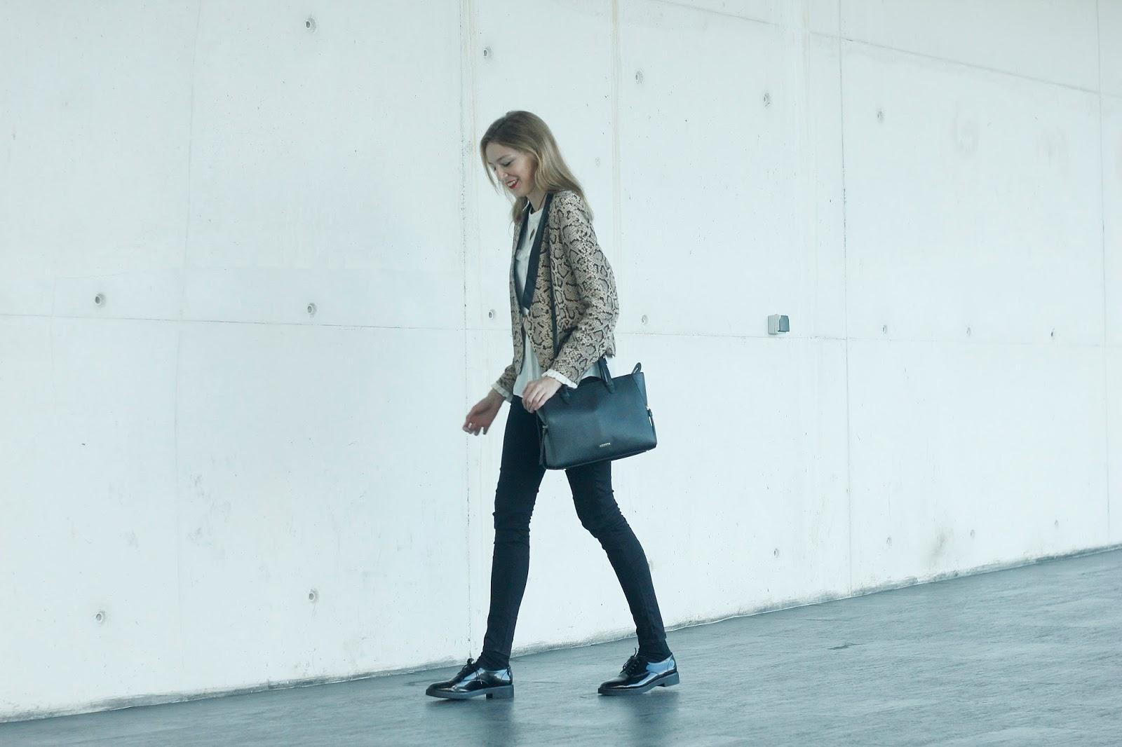 working girl style