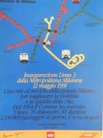 metropolitana milano linea tre 3