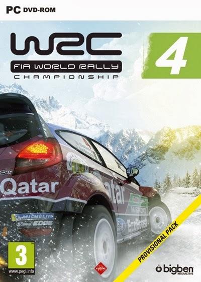 WRC 4 FIA World Rally Championship PC Full Español