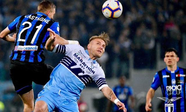 «Лацио» обыграл «Аталанту» и стал обладателем Кубка Италии