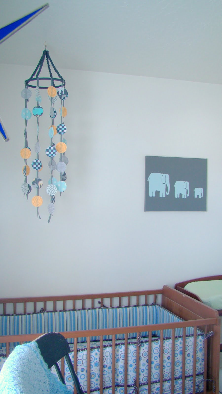 Just Enough Style Decorating A Nursery On A Budget