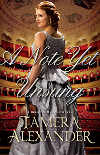 Heidi Reads... A Note Yet Unsung by Tamera Alexander