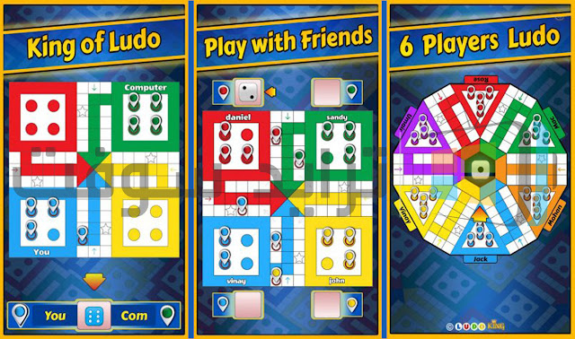 Download Ludo King 2019 Apk