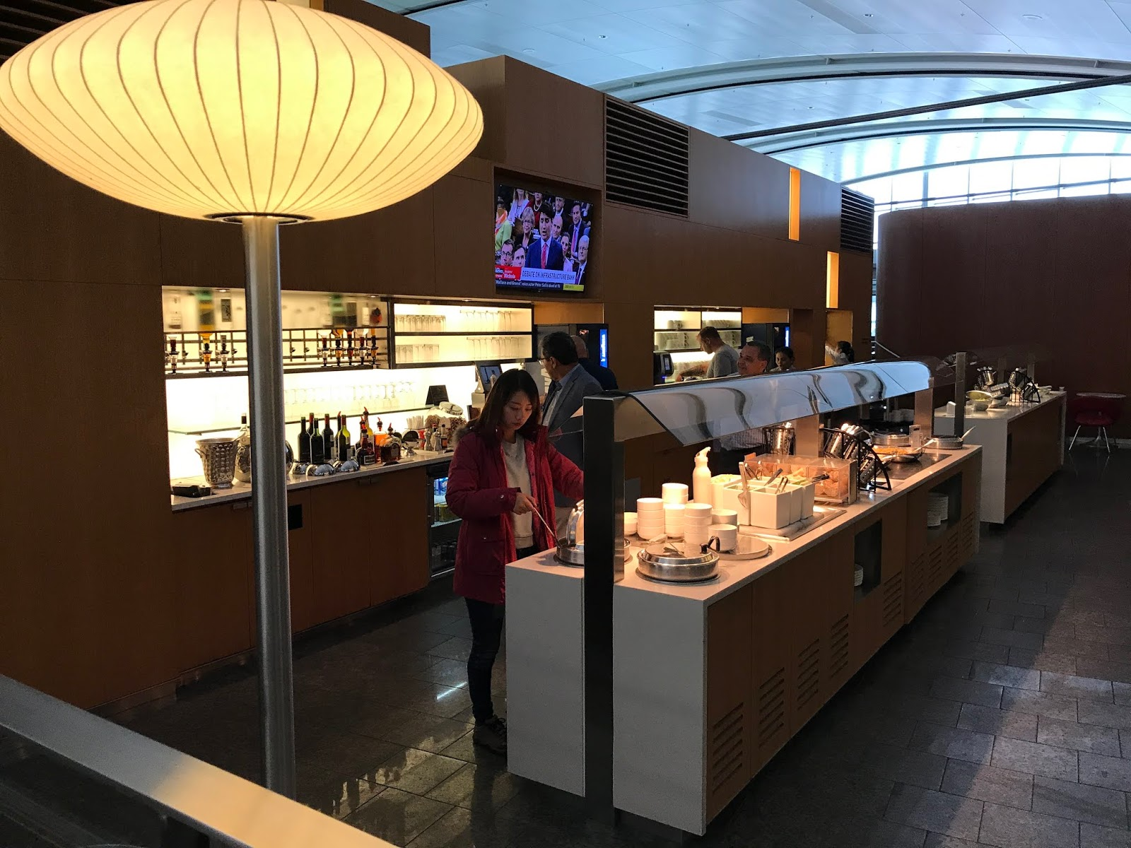 YYZ |多倫多機場 加拿大航空楓葉貴賓室 Maple Leaf Lounge