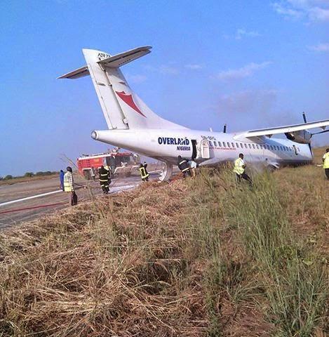 plane crash ilorin