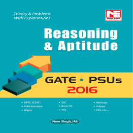 Gate Aptitude Book