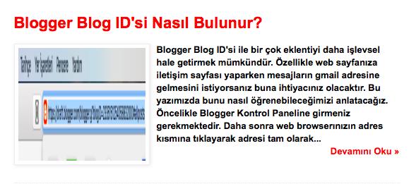 Blogger Blog ID'si Nasıl Bulunur?