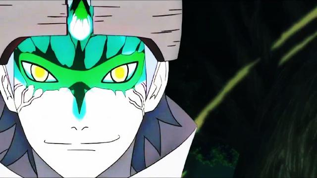 Setelah Dicuri Urashiki, Apakah Mitsuki Masih Bisa Menggunakan Sage Mode?