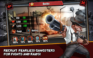 Clash of Gangs v1.4.1 Apk Android