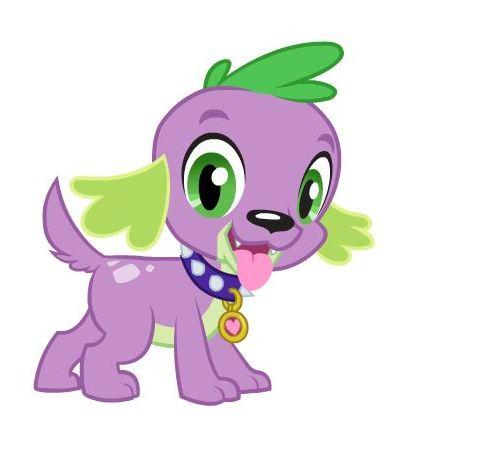 Equestria Daily - MLP Stuff!: Rumor - Spike a Dog in ...